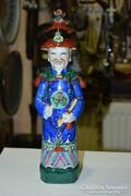 Kínai porcelán figura