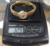 Arany ékszer óra csodaszép!