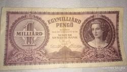 1 milliárd pengő