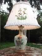 Akció ! Herendi lámpa VBO régi hibátlan szép db 60 cm