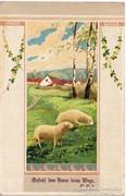 Német Tábori posta 1915