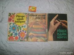 Fürge ujjak könyve - 1969, 1976, 1977