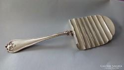 Antik ezüst tortalapát (Spárgaszedő)
