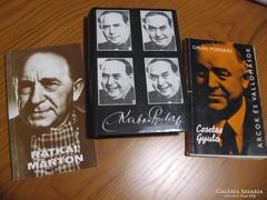 Kabos Gyula, Rátkai Márton, Csortos Gyula