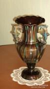 Ifj. Badár jelzéssel kerámia váza eladó