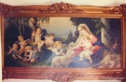 Szentkép, olaj, Giovanni jelzéssel