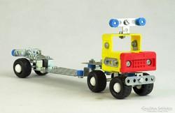 0K456 Retro fémépítő játék kamion 24 cm