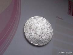 1880 ezüst 1 Florin