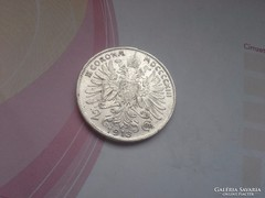 1913 ezüst 2 korona szép darab 10 gramm