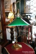 Bankár asztali lámpa