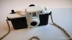Régi Retro fényképezőgép,19-kép Grüsse vom Bodensee képeivel