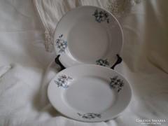 2 db  kis tányér