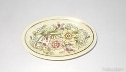 Zsolnay Exclusiv porcelán tányér  kínáló - kicsi