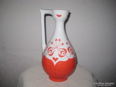 Zsolnay  váza  28 cm