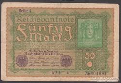 1919. 50 Reichsmark