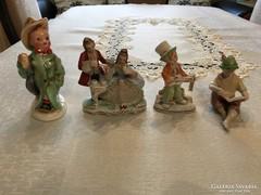 Kézzel festett figurák