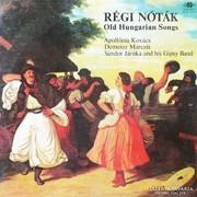 Régi Nóták (Old Hungarian Songs) bakelit lemez