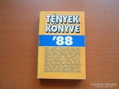 BALÓ GYÖRGY ÉS LIPOVECZ IVÁN: TÉNYEK KÖNYVE '88
