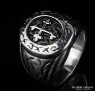 Férfi divatgyűrű