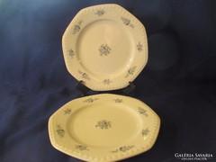 2 db Seltmann Weiden süteményes  tányér A049