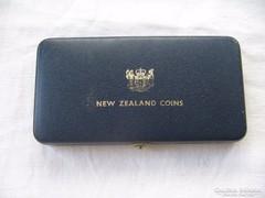 Új-Zéland Banki forgalmi sor 1968 !!