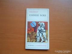 MIHAIL SOLOHOV: EMBERI SORS
