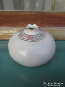 Csodaszép porcelán hagymaváza, kézzel festett, jelzett