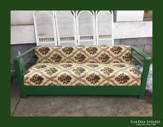 Bauhaus,art deco,nyitható kanapé,szófa