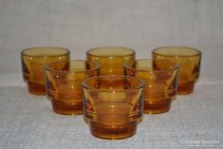 6 db likőrös pohár készlet ( DBZ 0004)