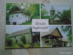 D146635 Nagybörzsöny  -képeslap