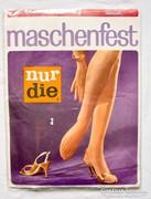 Maschenfest luxus harisnya, retro combfix 10-es, L