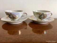 Kávés csésze párban