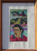 Póka György: Gauguin emlékének