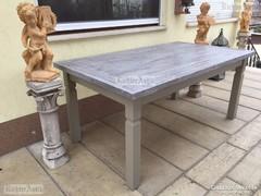 Provence bútor, antikolt ebédlő asztal Classic.