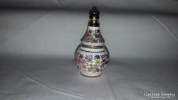 Gyönyörű antik parfümős üvegcse!