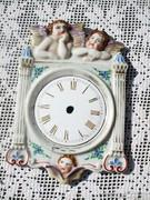Porcelán óra előlap