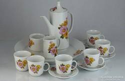 0L052 Alföldi porcelán kávéskészlet
