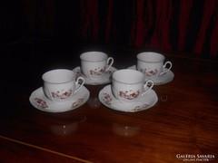 4db ARPO jelzett kávés csésze + alj