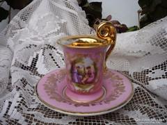 Antik kávés csésze - Altwien