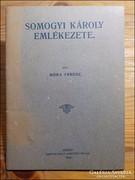 Móra Ferenc Somogyi Károly emlékezete