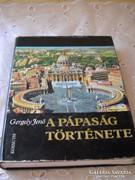 A pápaság története könyv eladó!