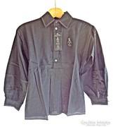 Hagyományőrző Turul márkájú M-es ing