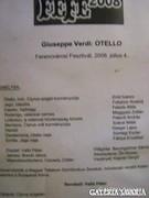 Verdi: Otello- teljes szövegkönyv