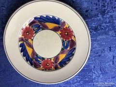 Adams angol fajansz tányér