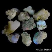 50 ct top minőségű nyers etióp opál mátrix