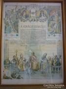 A király esküje 1916