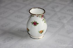 Kis pocakos váza - Royal Albert Old Country Roses
