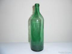 Sötétzöld boros üveg palack - ÁLLAMI PINCEGAZDASÁG MSZ 1871