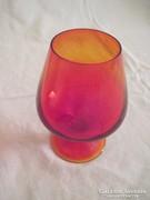 Talpas üveg pohár