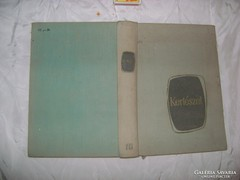 KERTÉSZET - 1962 - könyv eladó